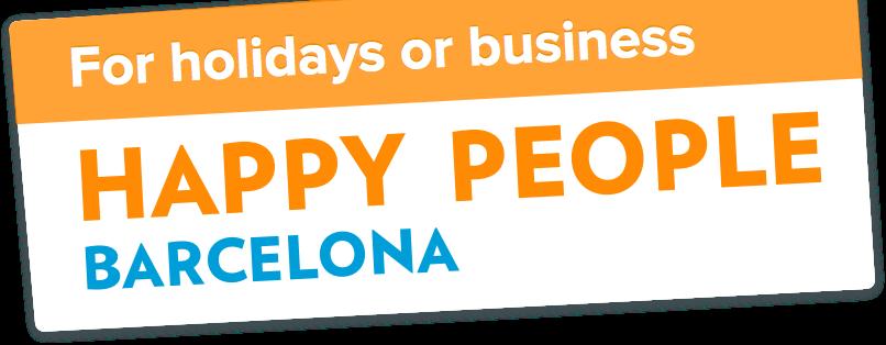 Apartamentos Happy People Barcelona